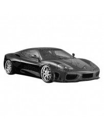 VIS Racing 1999-2004 Ferrari F360 Vip Full Kit