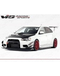 VIS Racing 2008-2014 Mitsubishi Evo 10 VRS Wide Body Kit
