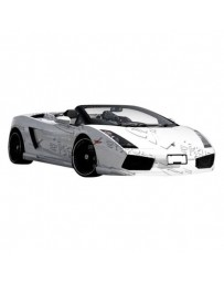 VIS Racing 2003-2009 Lamborghini Gallardo Vip Style Full Kit
