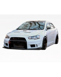 VIS Racing 2008-2015 Mitsubishi Evo 10 Ultra V Full Kit