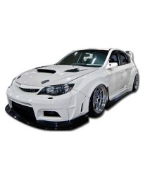 VIS Racing 2008-2014 Subaru Wrx STI HB VRS Full Kit