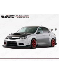 VIS Racing 2008-2014 Subaru Wrx STI 4Dr VRS Full Kit