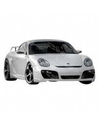 VIS Racing 2006-2008 Porsche Cayman 2Dr A Tech Gt Full Bumper Replacement Kit