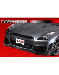 VIS Racing 2009-2015 Nissan Skyline R35 Gtr 2Dr Tko Front Bumper