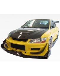 VIS Racing 2003-2007 Mitsubishi Evo 8/9 4Dr VRS Wide Body Full Kit