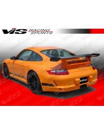 VIS Racing 2005-2011 Porsche 997 2Dr GT3 Style Rs Spoiler With Engine Lid Converter