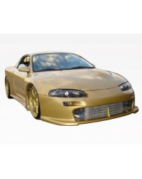 VIS Racing 1997-1999 Mitsubishi Eclipse 2Dr Techno R Widebody Kit