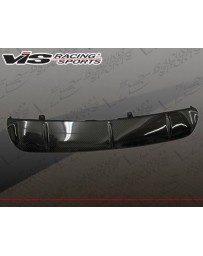 VIS Racing 2010-2013 Porsche Panamera Demax Carbon Rear Lower Diffuser.