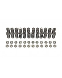Toyota Supra GR A90 Supertech Valve Springs and Titanium Retainers 85lbs @ 37mm / 155lbs @ 10mm