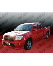VIS Racing 2005-2008 Toyota Tacoma Extended Cab Srs Full Kit With Flares