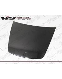 VIS Racing Carbon Fiber Hood OEM Style for Ferrari F 360 2DR 99-04