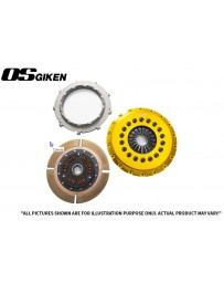 OS Giken TR Single Plate Clutch for Alfa Romeo 1300cc (Hydraulic) - Overhaul Kit B