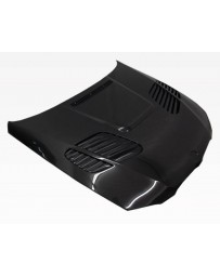 VIS Racing Carbon Fiber Hood GTR Style for BMW 3 SERIES(E92) 2DR 07-10