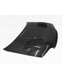 VIS Racing Carbon Fiber Hood GTR Style for BMW 3 SERIES(E46) 2DR 04-05