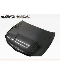 VIS Racing Carbon Fiber Hood XTS Style for BMW 1 SERIES(E82) 2DR 08-12
