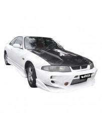 VIS Racing 1995-1998 Nissan Skyline R33 Gtr 2Dr Invader Full Kit