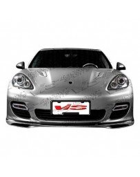 VIS Racing 2010-2013 Porsche Panamera Speed Star Front Lower Lip