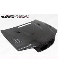 VIS Racing Carbon Fiber Hood XTS Style for BMW 3 SERIES(M3) 2DR 01-06
