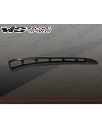 VIS Racing 2010-2013 Porsche Panamera Demax Carbon Fiber Fender Vents