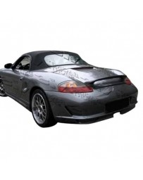 VIS Racing 1997-2004 Porsche Boxster 986 2Dr D3 Rs Rear Bumper