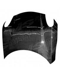 VIS Racing Carbon Fiber Hood OEM Style for Pontiac Solstice 2DR 06-08