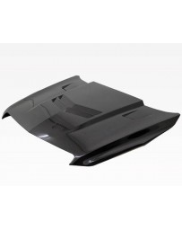 VIS Racing Carbon Fiber Hood OEM Style for Cadillac ATS 4DR 13-16