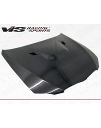 VIS Racing Carbon Fiber Hood M3 Style for BMW 3 SERIES(E92) 2DR 11-13