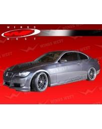 VIS Racing 2007-2010 Bmw E92 Jpc Full Lip Kit