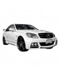 VIS Racing 2008-2012 Mercedes C- Class W204 4Dr Vip Full Kit