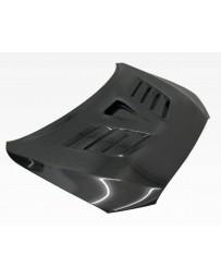 VIS Racing Carbon Fiber Hood VRS Style for Mitsubishi EVO 10 4DR 08-15