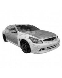 VIS Racing 2009-2012 Infiniti G37 4Dr K Speed Full Kit