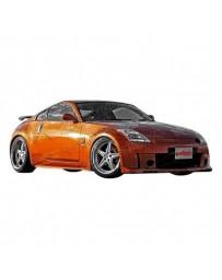 VIS Racing 2003-2008 Nissan 350Z 2Dr Milano Full Kit