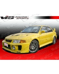 VIS Racing 1997-2001 Mitsubishi Mirage Jdm 4Dr Evo 5 Wb Full Kit