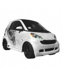 VIS Racing 2008-2009 Smart Fr2 V-Max Lip Kit