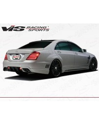 VIS Racing 2007-2013 Mercedes S-Class W221 4Dr Vip Side Skirts