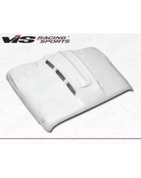 VIS Racing 1997-2014 Jeep Wrangler Heat Extractor Fiberglass Hood
