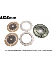 OS Giken GTS Twin Plate Clutch for BMW E46 M3 - Clutch Kit