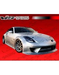 VIS Racing 2003-2008 Nissan 350Z 2Dr Jpc Type N Full Kit