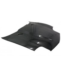 VIS Racing Carbon Fiber Hood Penta Style for Chevrolet Corvette 2DR 97-04