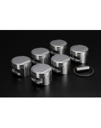 Tomei FORGED PISTON KIT 86.5mm For NISSAN RB26