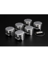 Tomei FORGED PISTON KIT 87.0mm For NISSAN RB26