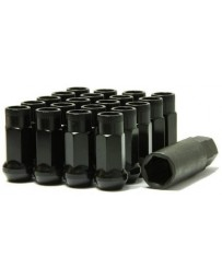 350z Muteki SR48 Open End Lug Nuts, 48mm M12x1.25