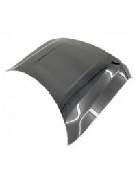VIS Racing Carbon Fiber Hood OEM Style for Ford F150 2DR & 4DR 09-14