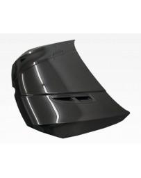 VIS Racing Carbon Fiber Hood KS Style for Volkswagen Golf 7 2DR & 4DR 15-16
