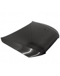 VIS Racing Carbon Fiber Hood OEM Style for AUDI A5 4DR 08-12