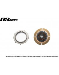 OS Giken SuperSingle Plate Clutch for Mitsubishi CE9A Lancer Evo I-III - Overhaul Kit A
