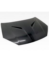 VIS Racing Carbon Fiber Hood OEM Style for Hyundai Genesis 2DR 13-16