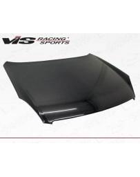 VIS Racing Carbon Fiber Hood OEM Style for Infiniti G35 4DR 05-06