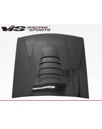 VIS Racing Carbon Fiber Hood Cobra R 2000 Style for Ford MUSTANG 2DR 87-93