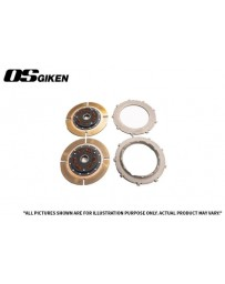 OS Giken TS Twin Plate Clutch for Mazda NA/NB Miata - Overhaul Kit A